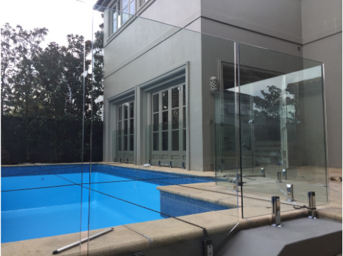 Pool Fencing Sydney - Glass Fence